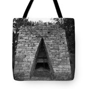Old Furnace Tote Bag