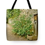 Old Garden Tap Tote Bag
