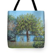 Old Garden Tote Bag
