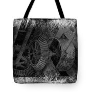 Old Gear Tote Bag
