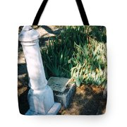 Old Grave Site Tote Bag