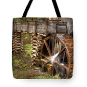 Old Grist Mill Tote Bag by Photography by Laura Lee