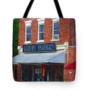 Old Guerins Pharmacy Tote Bag