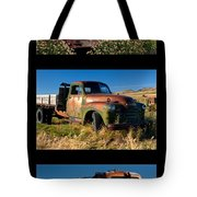 Old Guys Trio 4 Tote Bag by Idaho Scenic Images Linda Lantzy