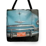 Old Havana Cab Tote Bag