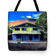 Old Hawaii Store - Signed Tote Bag