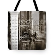 Old Heart Gate Tote Bag