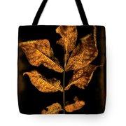 Old Hickory Leaf Tote Bag