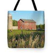Old Horse Farm Tote Bag