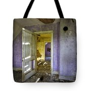 Old House 2 Tote Bag by Roger Snyder