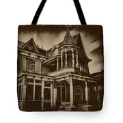 Old House In Cape May Tote Bag