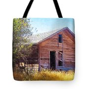 Old House Tote Bag