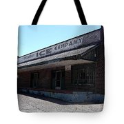 Old Ice House In Malvern Tote Bag