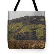 Old Icelandic Island Panorama Tote Bag