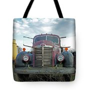 1946 International Truck Tote Bag