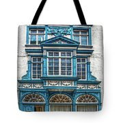 Old Irish Architecture Tote Bag