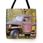 Old Jalopy Tote Bag