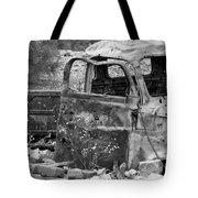 Old Jalopy Tote Bag