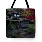 Old Japan Tote Bag