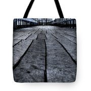 Old Jetty 2 Tote Bag