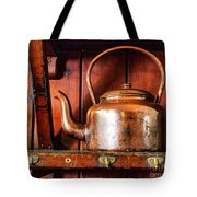 Old Kettle Tote Bag