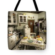 Old Kitchen Tote Bag