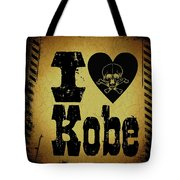 Old Kobe Tote Bag