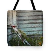 Old Ladder Tote Bag