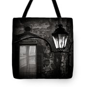 Old Lamp Tote Bag by Dave Bowman