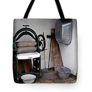 Old Laundry Tote Bag