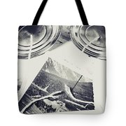 Old Line Of Failure Tote Bag