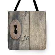 Old Lock Tote Bag by Stefano Piccini