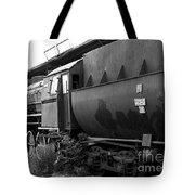 Old Locomotive Tote Bag