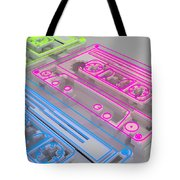 Old Love - Cassette Cg Render Tote Bag