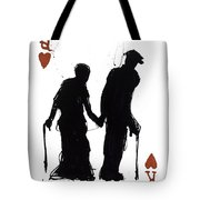 Old Love Tote Bag