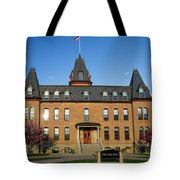 Old Main Spring Evening Tote Bag