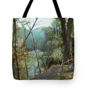 Old Man River Tote Bag by Ben Kiger