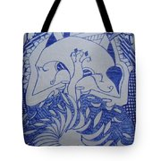 Old Man With Beard Part I Tote Bag