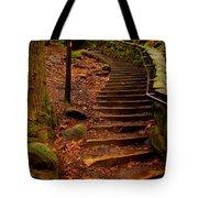 Old Man's Stairs Tote Bag