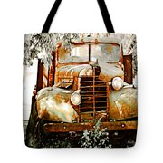Old Memories Never Die Tote Bag
