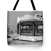 Old Mesilla Gazebo Tote Bag