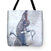 Old Metal Tote Bag
