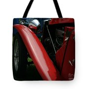 Old Mg Tote Bag