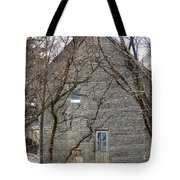Old Mill Building Tote Bag