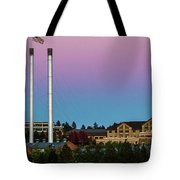 Old Mill District - Bend, Oregon Tote Bag
