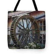 Old Mill Store Entry To Caverns Tote Bag