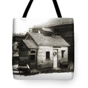 Old Miner Tote Bag
