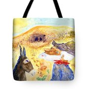 Old Miners Dream Tote Bag