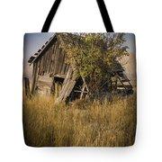 Old Miner's Shack Tote Bag