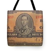 Old Money Tote Bag
